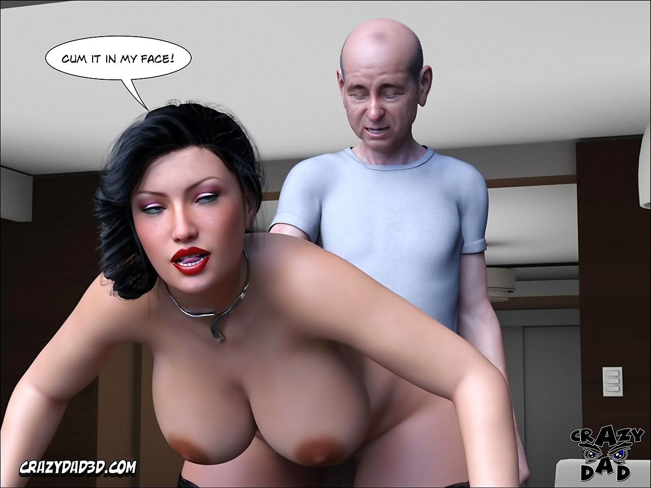 Crazy Dad - The Shepherd's Wife 5 - part 2