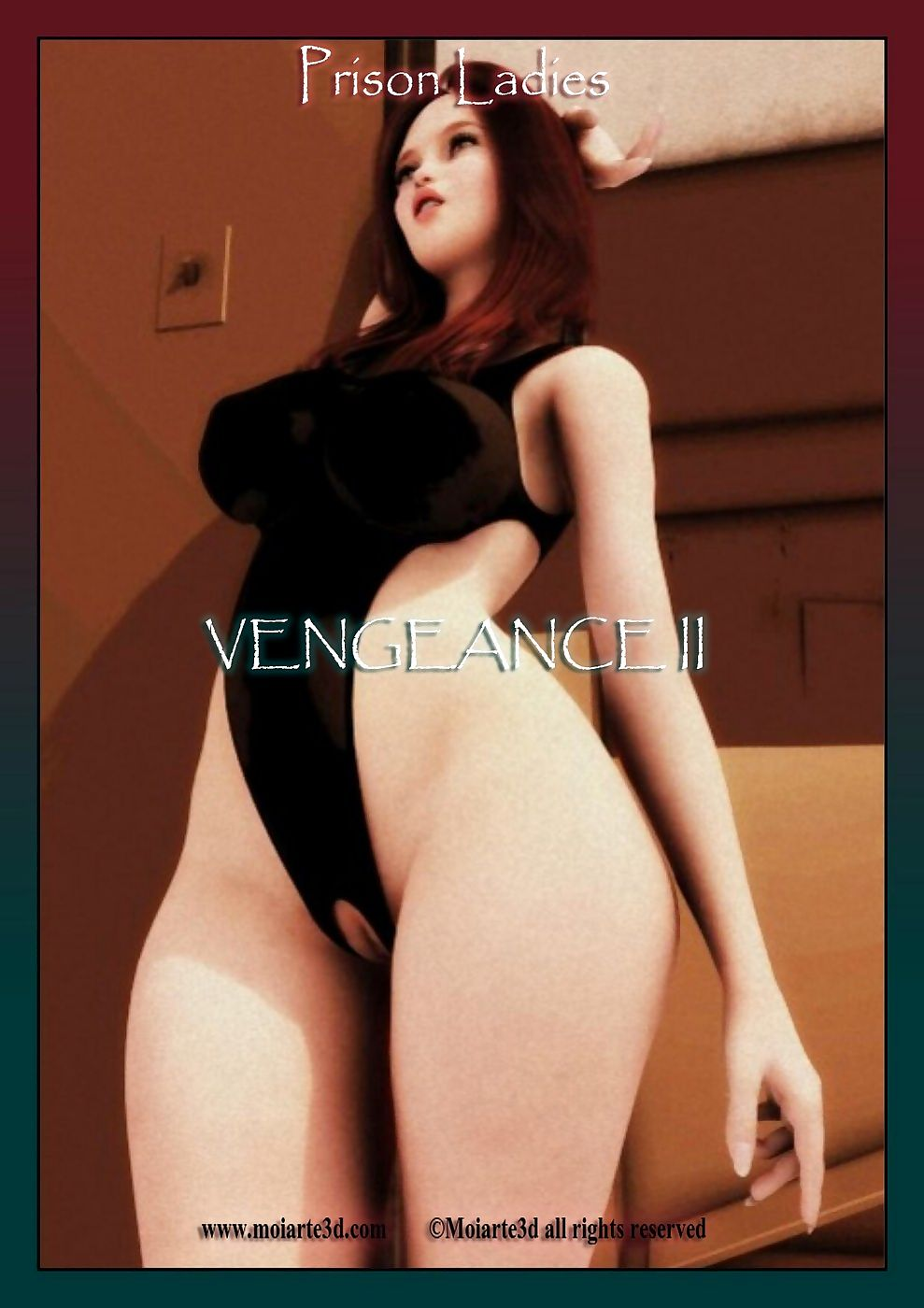Moiarte- Prison Ladies Vengeance Vol 2
