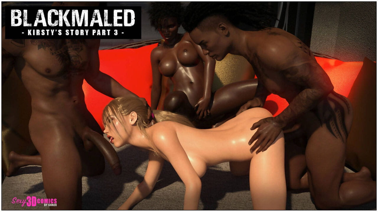 Sexy3DComics - Blackmaled: Kirstys Story 3