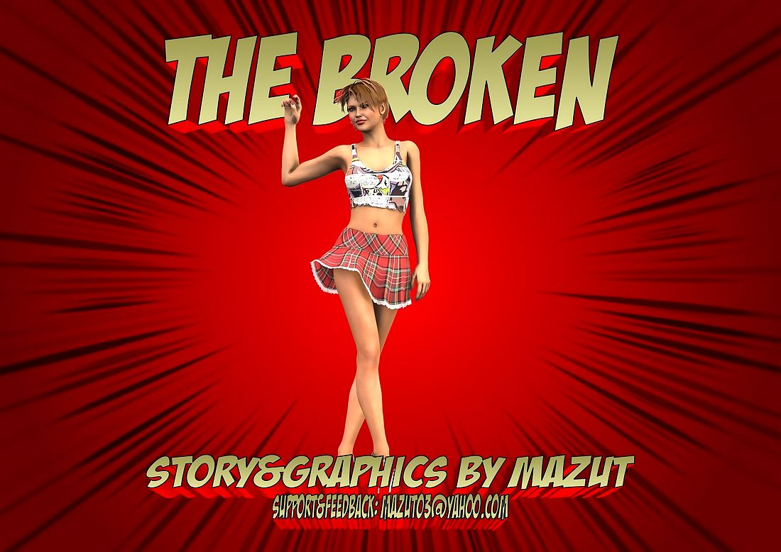 Mazut – The Broken