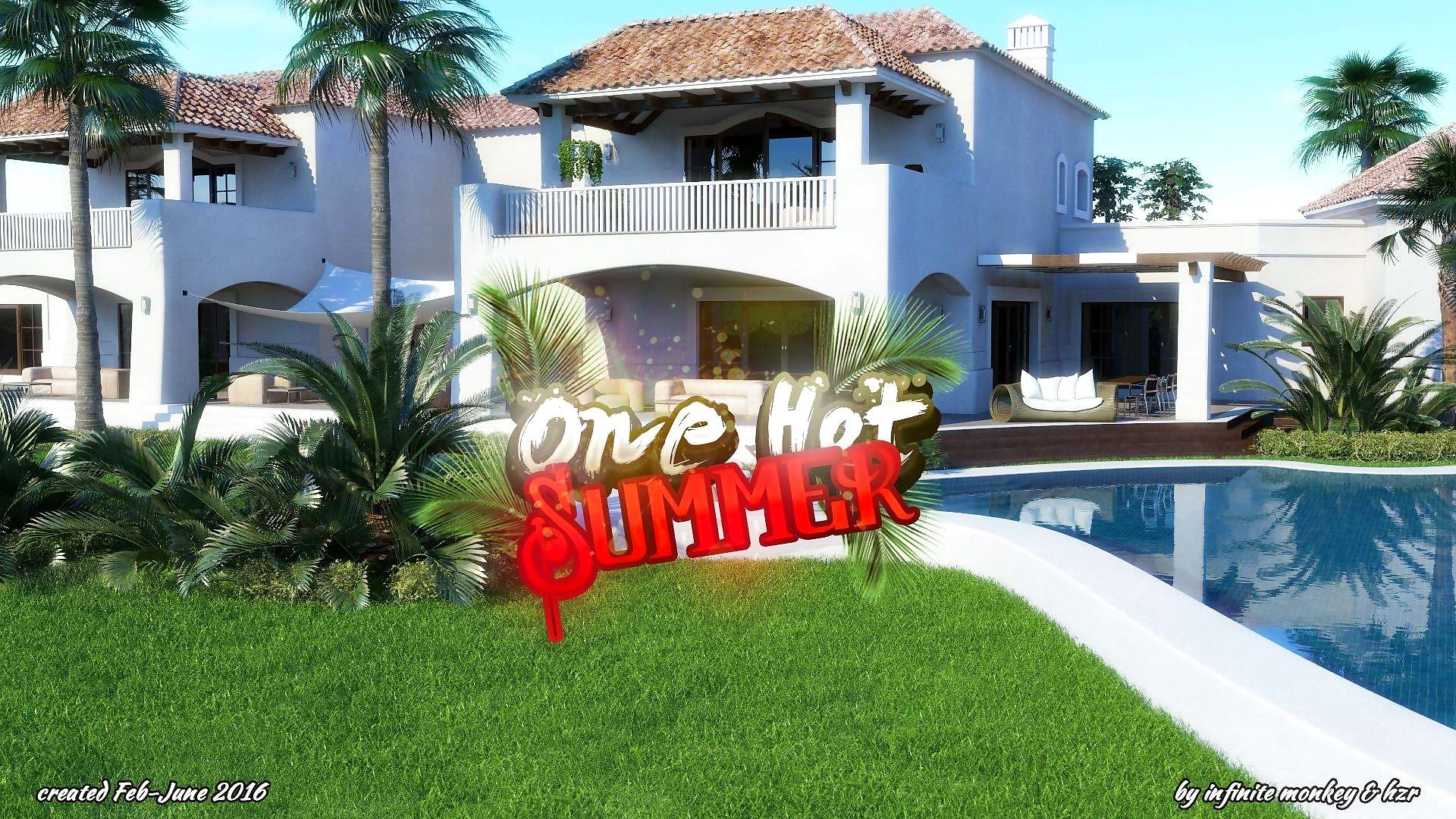 HZR – One Hot Summer- Affect3D