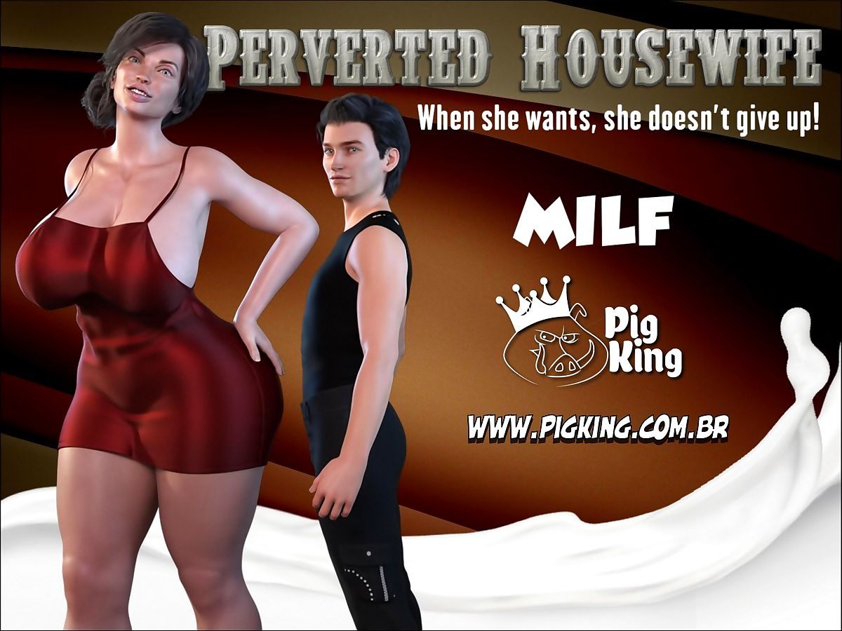 PigKing- Perverted Housewife