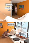 Sindy Anna Jones ~ The Lithium Comic. 05: In Tents - part 2