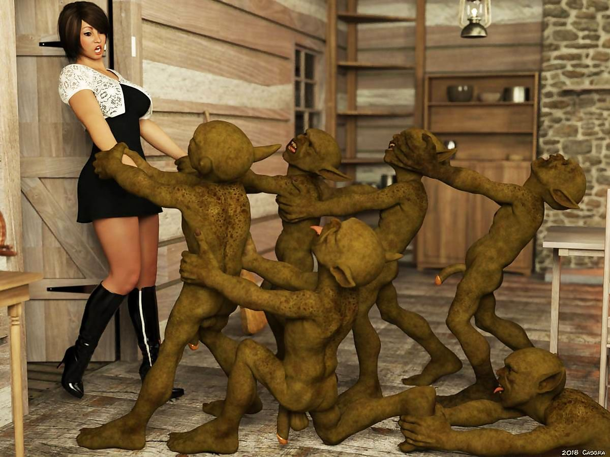 Casgra- My Secret Goblin Obsession 2-