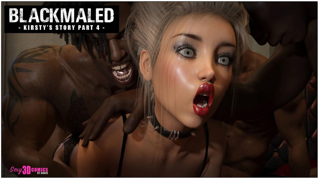 Sexy3DComics - Blackmaled: Kirstys Story 4