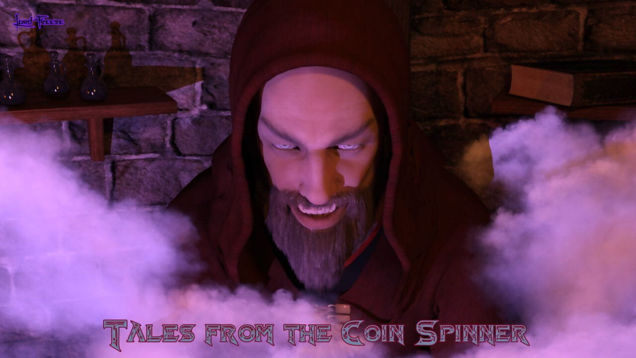 TheForgottenColdKing Tales from the Coin Spinner